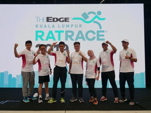 The Edge Rat Race 2019